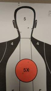 22 Beretta Target