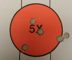 Ruger Redhawk Target