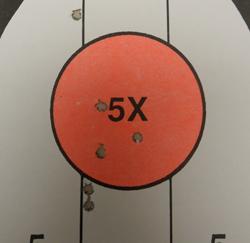 Thompson Contender Target