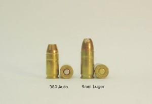 380 ACP Ammo